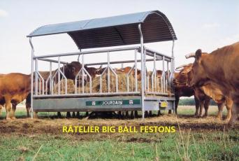 Ratelier big ball Jourdain